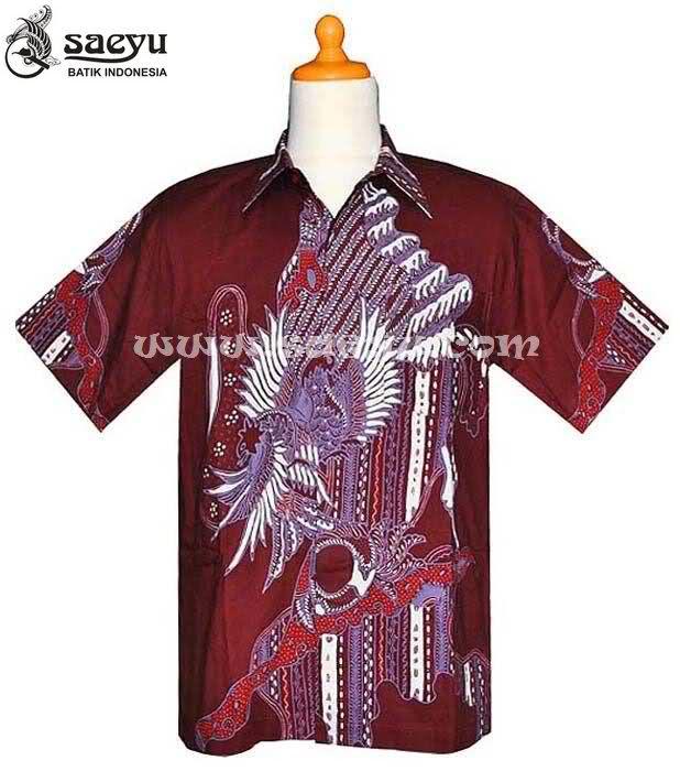 Harga Batik Tulis Asli: Kemeja Batik